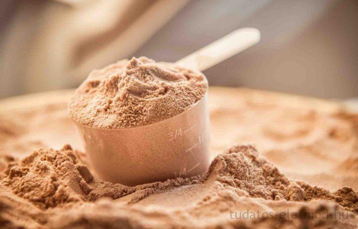 Mire jó a fehérje turmix?