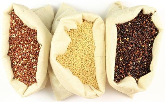 Próbáld ki a quinoát, elmondom, miért :)