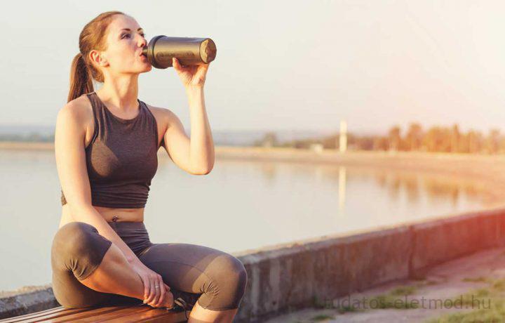 Hogyan segít a fehérje turmix a fogyásban?