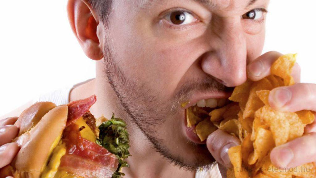 csalni étkezés fogyás