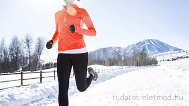 A futás öröme… mi van?