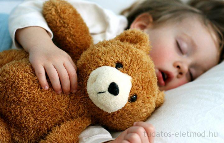 fogyni alvás közben